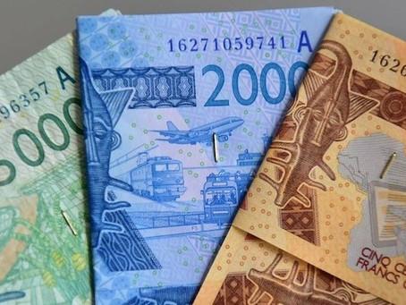 Le franc CFA en Afrique