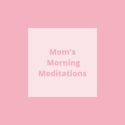 Work from Rest: Morning Scripture Meditations for Moms