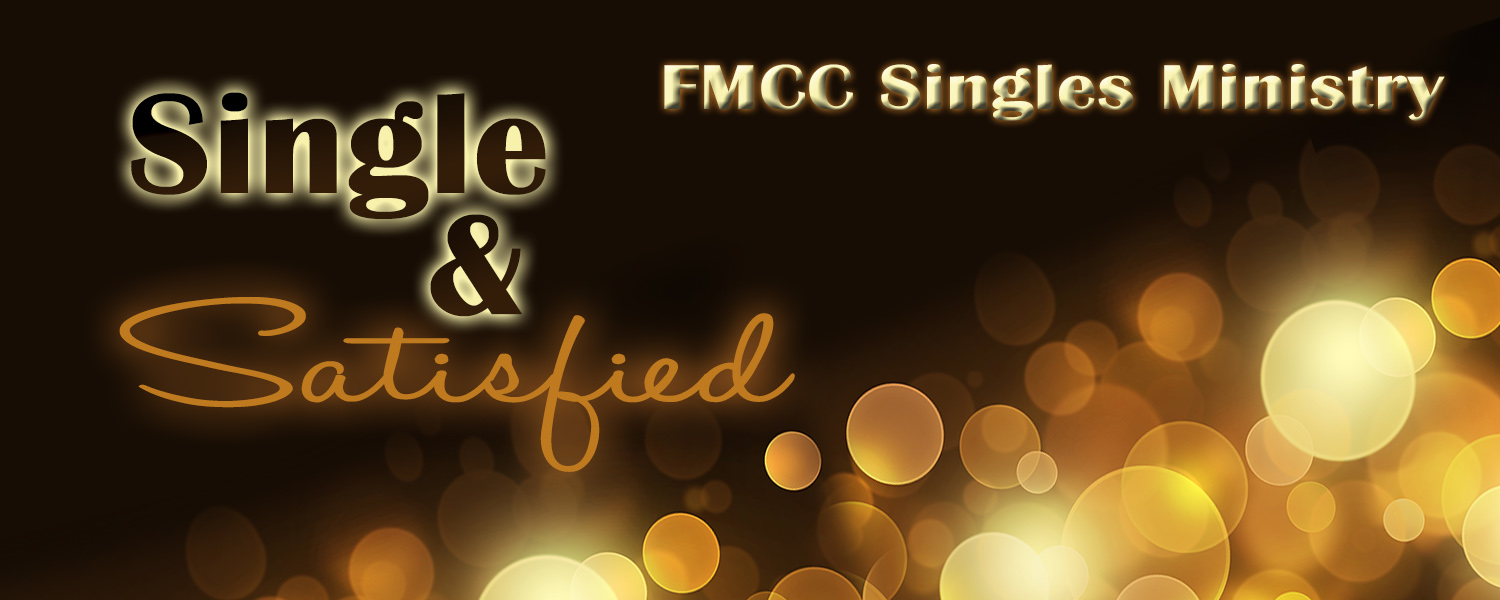 Single & Satisfied Singles Ministry