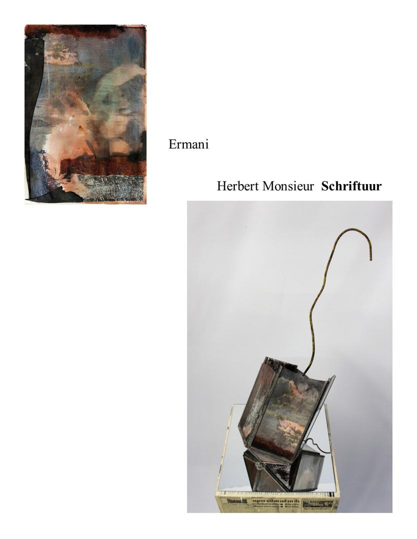Confrontations Ermani Herbert Monsieur