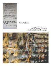 confrontations Tania Verhelst Ingrid Van
