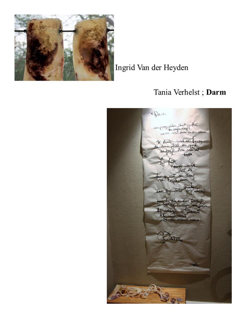 Confrontations Ingrid Van der Heyden Tan