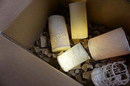 Light in a BOX workshop aan huis