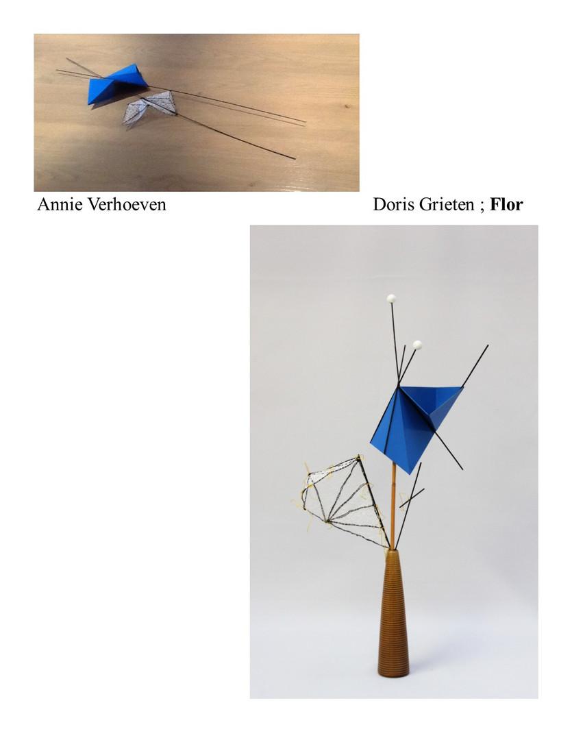 confrontaties Annie Verhoeven Doris Grie