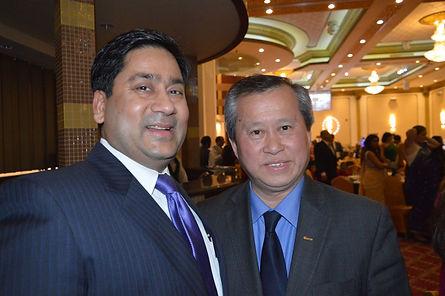 Joe Li, Regional Counselor, City of Markham