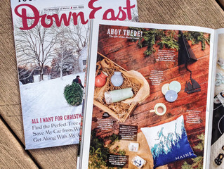 Downeast Magazine!