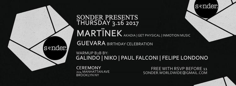 03.16.17 New York BK Sonder
