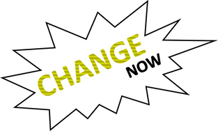 Change now - but how?