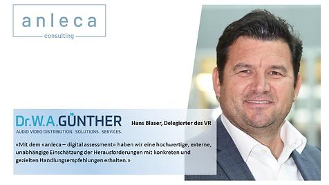 Dr. W. A. Günther