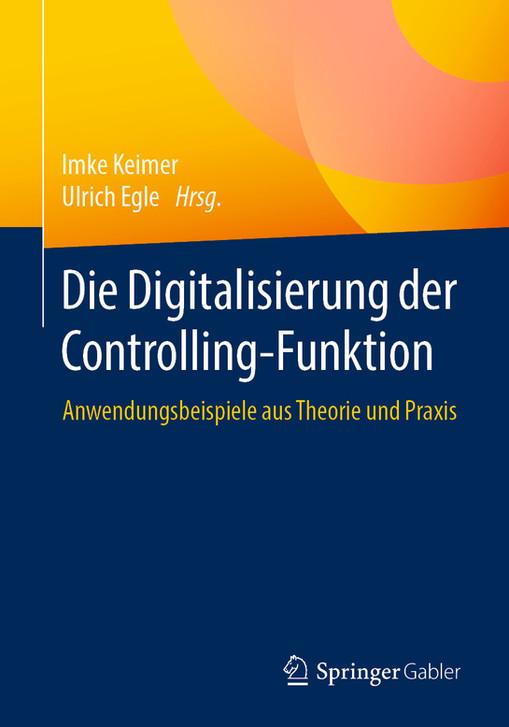 Fachbuch: Die Digitalisierung der Controlling-Funktion