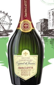 Champagne Brut Orgueil de France  - Laurent Perrier