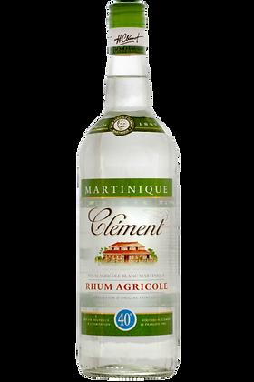 Rum Clément Agricole Blanc Martinique