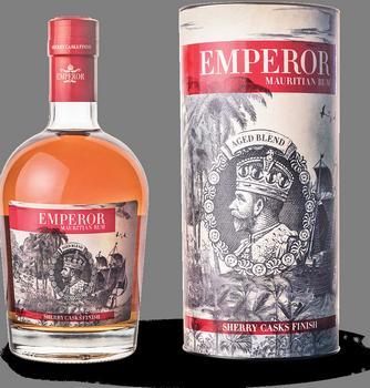 Sherry Finish Emperor Rum