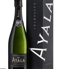 Champagne Brut Majeur Magnum - Ayala Maison