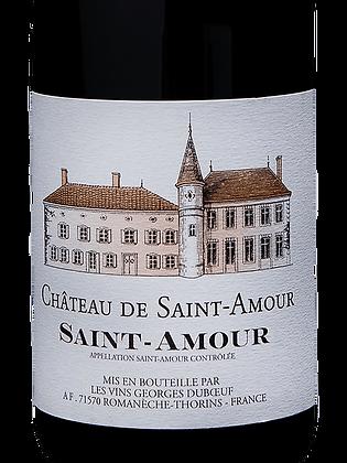 Chateau de Saint Amour 2017 Asac George Deboeuf