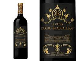 La Croix Ducru Beaucaillou 2015