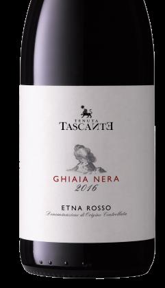 Etna Rosso 2016 Doc Ghiaia Nera Tenuta Tascante