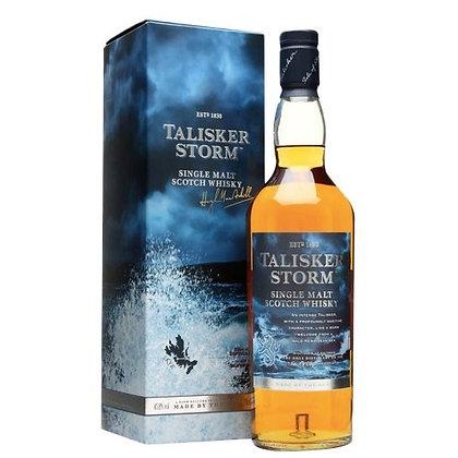 """Highland Single Malt Scotch Whisky """"Storm"""" - Talisker"""