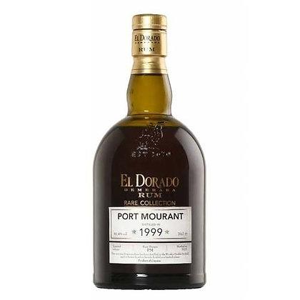 """Demerara Rum """"Rare Collection Port Mourant"""" 1999 - El Dorado"""