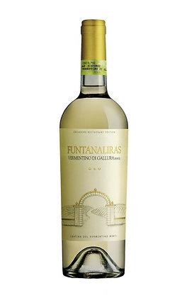 FUNTANALIRAS- Vermentino di GalluraDOCG - Cantina del Vermentino Monti