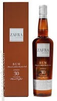 Zafra Master Series 30 Year Old Rum