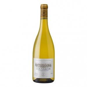 Los Vascos Chardonnay 2017 - Los Vascos