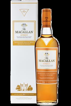 The Macallan Amber 1824 Series Highland Single Malt Scotch Whisky