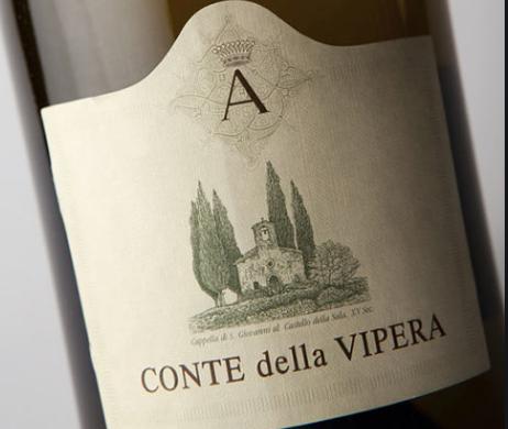Conte della Vipera Igt Umbria  - Castello della Sala