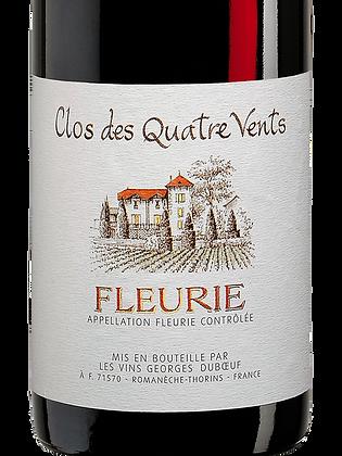 Fleurie Clos des 4 Vents 2016  George Deboeuf