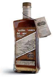 Vecchio Amaro del Capo Riserva - Caffo