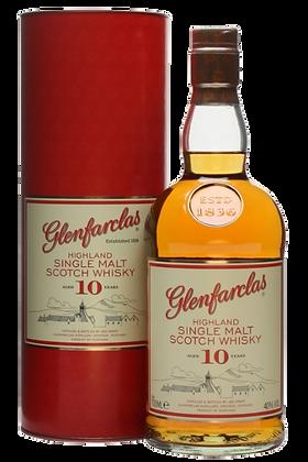 Whisky Glenfarclas Single Malt 10 Y.O. 70cl