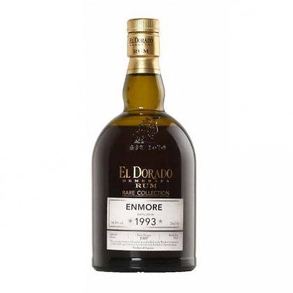 """Demerara Rum """"Rare Collection Enmore"""" 1993 - El Dorado"""