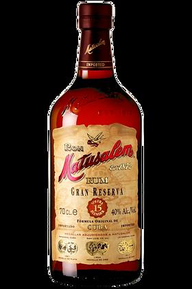 Rum Gran Reserva 15 Anni Matusalem