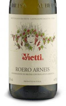 Roero Arneis 2018 Docg  Vietti