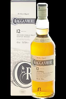 Cragganmore 12 Anni Speyside Single Malt Scotch Whisky