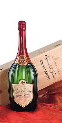 Champagne Brut Orgueil de France Magnum - Charles Lafitte