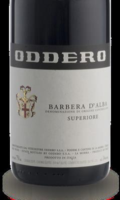 BARBERA D'ALBA DOC SUPERIORE- Oddero
