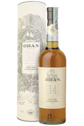 Oban Single Malt Scotch Whisky 14 Years Old