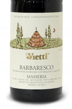 Barbaresco Masseria Docg  Vietti