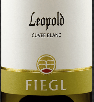 Cuvée Blanc Leopold Fiegl