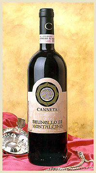 Brunello di Montalcino 2012 - Canneta