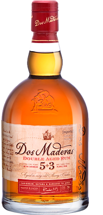 DOS MADERAS 5+3 Double Ageing Rum