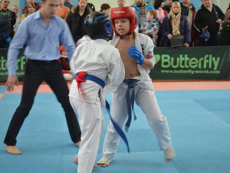 14-15 ноября в Оренбурге прошли открытые первенство и чемпионат города