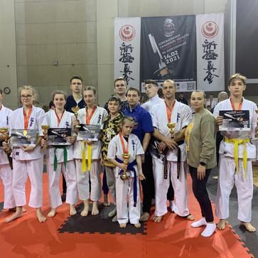 Оренбуржцы завоевали 7 медалей в Самаре