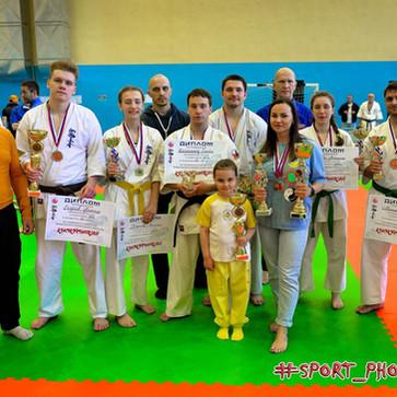 Успешное выступление на чемпионате Приволжского федерального округа