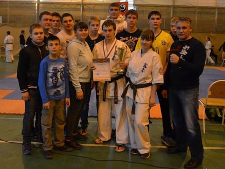 Оренбургская команда с успехами вернулась с чемпионата и первенства Поволжья