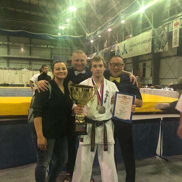 Второй год подряд Серебро чемпионата России