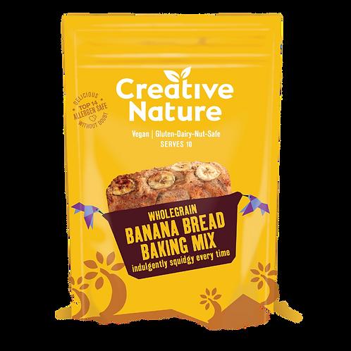 Wholegrain Banana Bread Baking Mix | 250g | Creative Nature