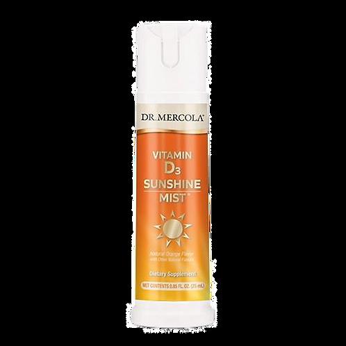 Vitamin D3 Spray (5,000 IU)   36 Servings   Dr Mercola