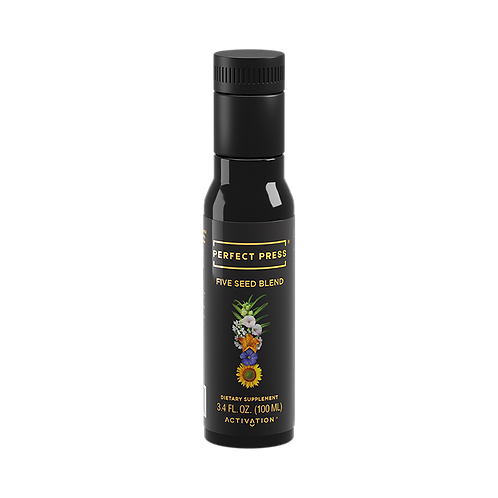 Five Seed Blend   Perfect Press   100ml   Activation Products